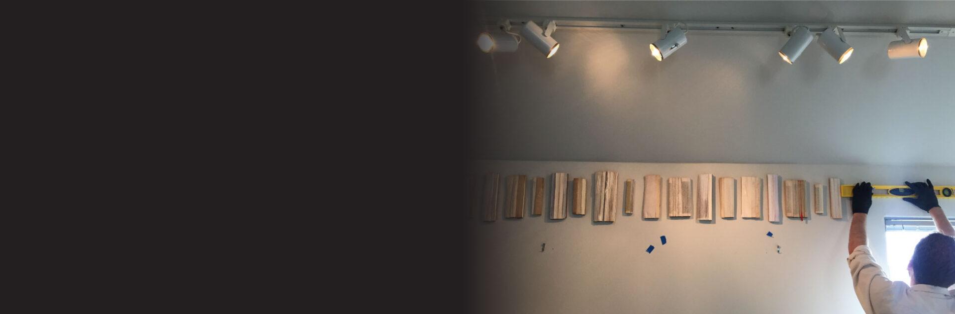 Installation: Art Work Fine Art Services