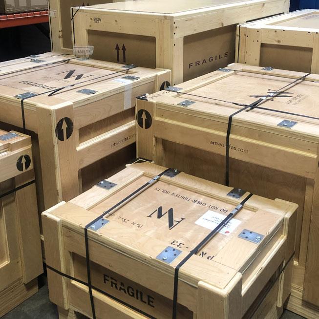 Storage: Art Work Fine Art Services