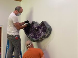 art industry - install